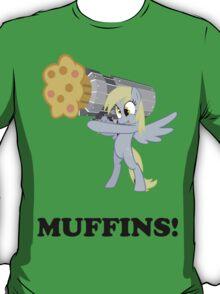 MUFFIN CANNON! T-Shirt