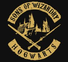 Harry Potter - Sons of Wizardy by seriesclothing