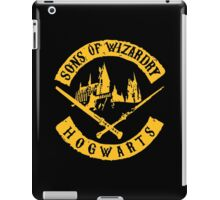 Harry Potter - Sons of Wizardy iPad Case/Skin