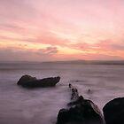 Rodney Point Sunset by Dr Kev Robinson