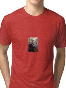 CAPTAIN ICHABOD CRANE Tri-blend T-Shirt