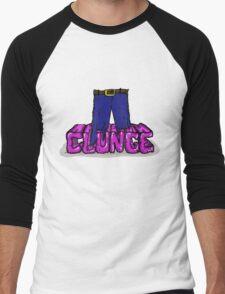 """The Inbetweeners - """"Knee deep in Clunge!"""" Men's Baseball ¾ T-Shirt"""