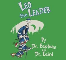 Leo The Leader Kids Clothes