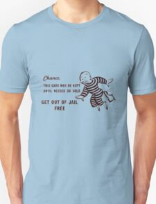 Get Out of Jail Free T-Shirt