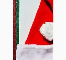 Christmas:  Santa's Hat with a Bit of Bling Unisex T-Shirt