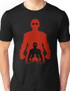 Shrink Shrank Shrunk Unisex T-Shirt