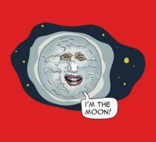 The mighty Boosh - I'm the moon Kids Tee