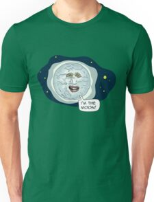 The mighty Boosh - I'm the moon Unisex T-Shirt