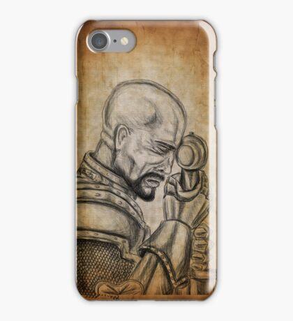 The prayer iPhone Case/Skin