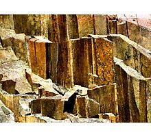 """The Organ Pipes"" Namibia Photographic Print"