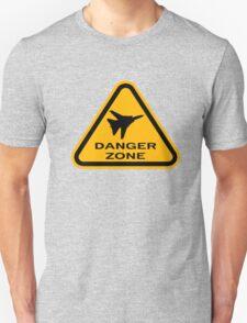 Danger Zone - Triangle T-Shirt