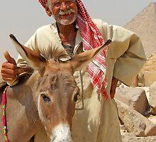 Giza Geezer by Dr Kev Robinson