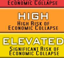 Economic Advisory System Sticker