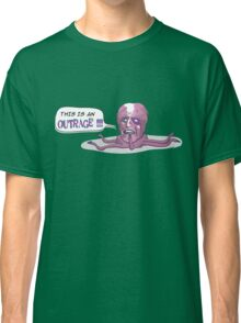 The Mighty Boosh - This is an outrage! - Tony Harrison Classic T-Shirt