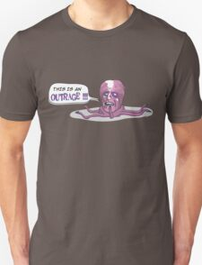 The Mighty Boosh - This is an outrage! - Tony Harrison T-Shirt