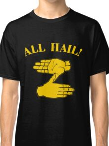 All Hail Zoltan Gold Classic T-Shirt