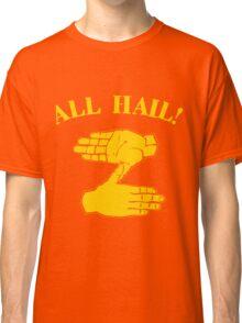 All Hail Zoltan Gold Classic T-Shirt