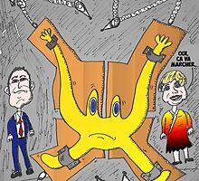 l'Euro sur le chevalet de torture by Binary-Options