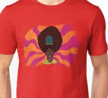 The Mighty Boosh - Rudi van DiSarzio - Rudy - Psychedelic Monk Unisex T-Shirt