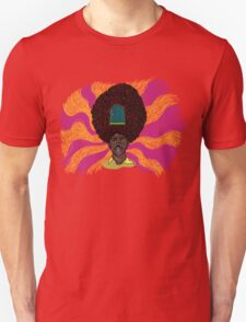 The Mighty Boosh - Rudi van DiSarzio - Rudy - Psychedelic Monk T-Shirt
