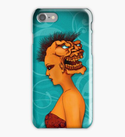 Beauty and the Beast #4 iPhone Case/Skin