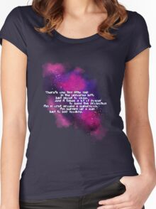 Doomsday Women's Fitted Scoop T-Shirt
