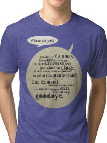 Doomsday 2 Tri-blend T-Shirt