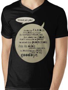Doomsday 2 Mens V-Neck T-Shirt
