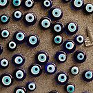 With so many eyes it's hard to focus by Marjolein Katsma