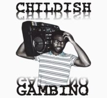 Childish Gambino #2 by Weeknd