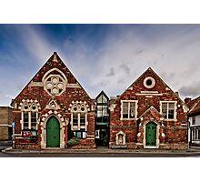 Wallingford Methodist Church Photographic Print