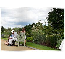 Palace Gardens Poster