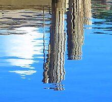 Watercolors~Dock by Carla Barone
