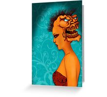 Beauty and the Beast #4 Greeting Card