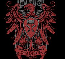 Deadiron Heraldry  by Tenmao