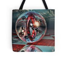 Redshift Riders Tote Bag