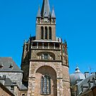 Aachen Cathedral by Vac1