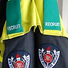 The New Recruit by rossco