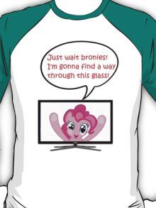 Pinkie Pie Fourth Wall Breach T-Shirt