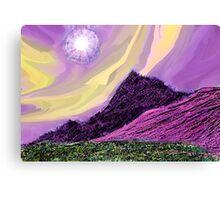 Landscape Composition-3 Canvas Print