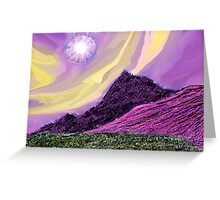 Landscape Composition-3 Greeting Card