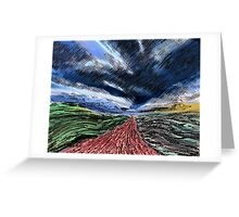 Gathering Storm Greeting Card
