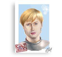 CULT BBC - Arthur (Merlin) Metal Print