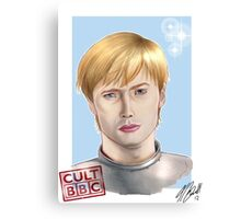 CULT BBC - Arthur (Merlin) Canvas Print