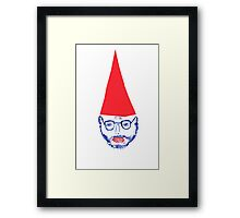 Portrait of a Gnome Framed Print