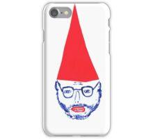 Portrait of a Gnome iPhone Case/Skin