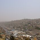 AMMAN IN THE MIST by runda
