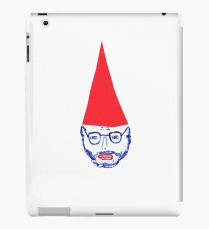 Portrait of a Gnome iPad Case/Skin