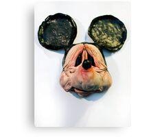 Elderly Mouse Canvas Print