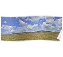 Verdant Hills Number 2 Poster